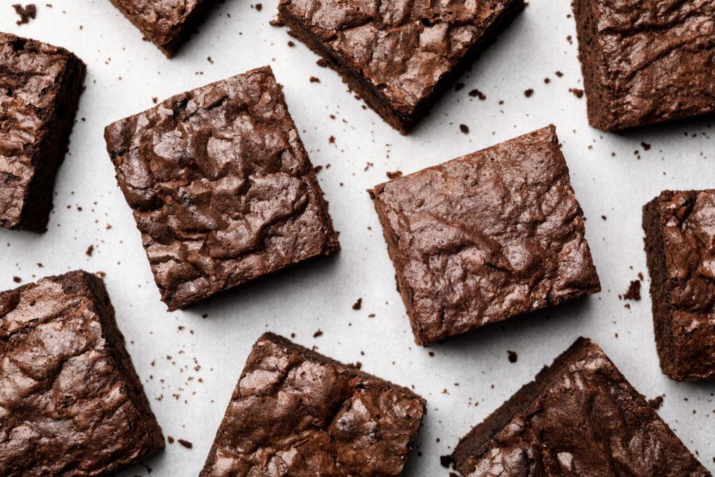 Chocolate Brownies - homemade