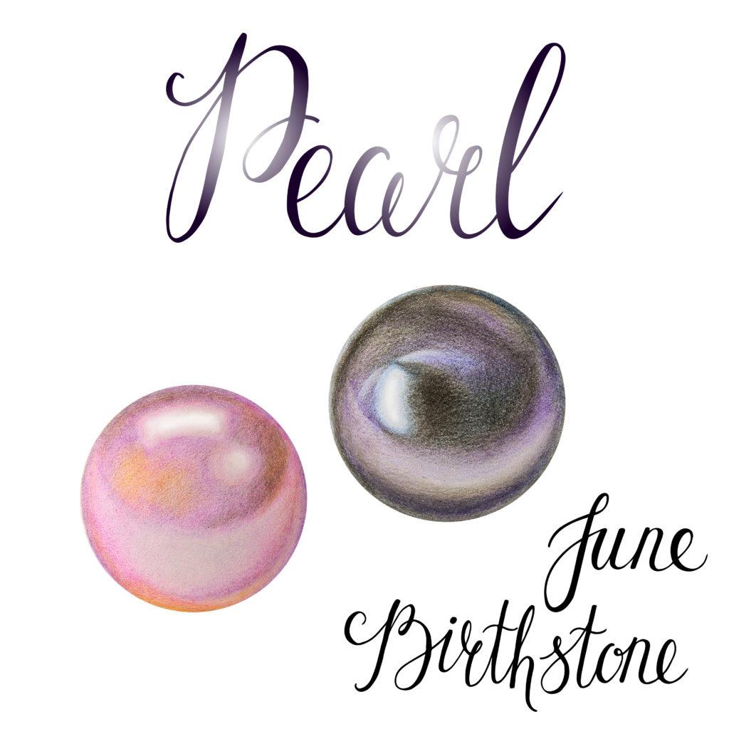 Birth month stones