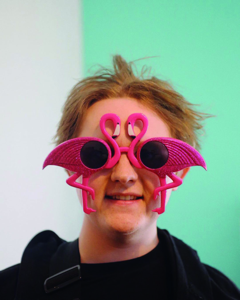 lewis capaldi funniest moments
