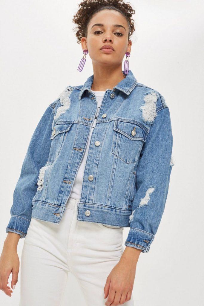 denim jacket trend summer