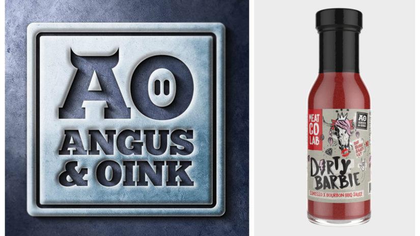 Angus Oink bbq sauce
