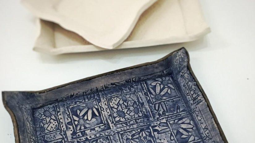 Japanese Pressed Plates Workshop