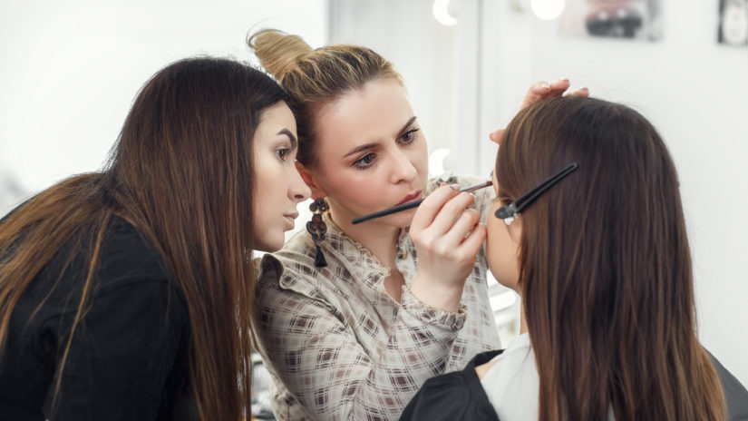 celebrity make up masterclass