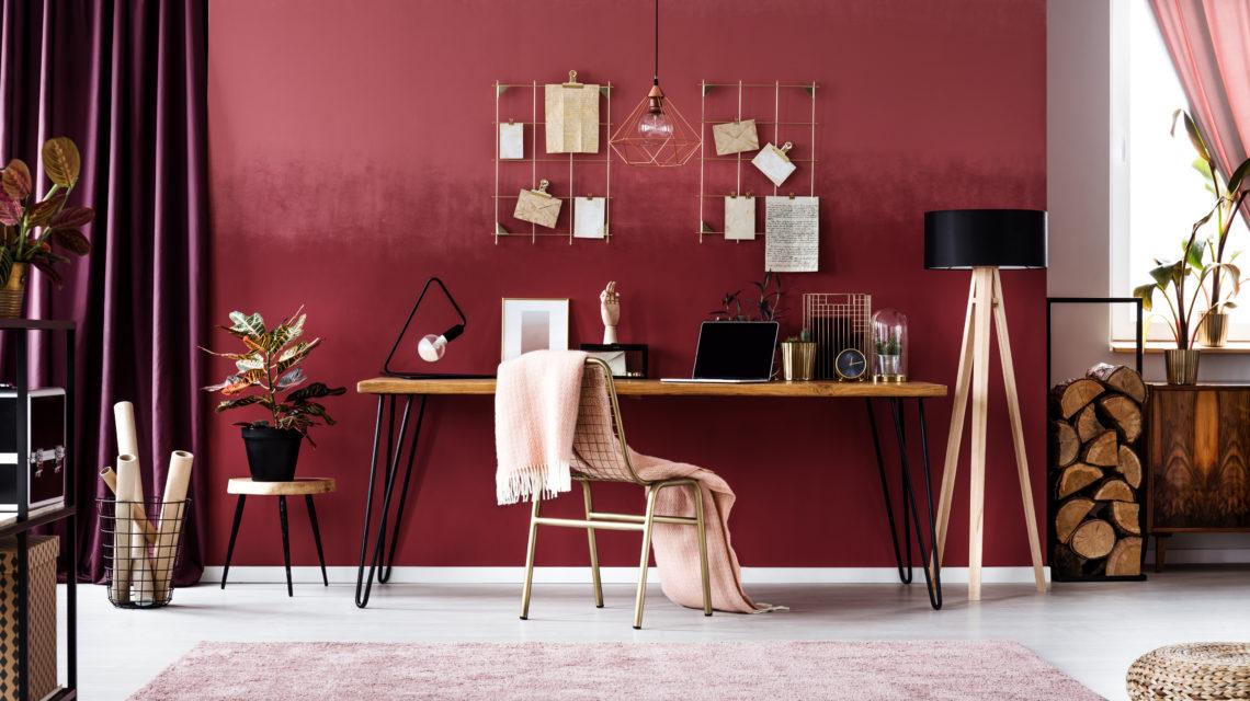 pink red homeware valentine's day