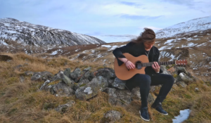 North-east musician performs fingerstyle version of Frozen 2's Into The Unknown