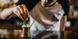 Celebrate Robert Burns with cocktail mixology and dinner in Aberdeenshire