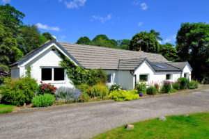 Property of the week:  Watch seasons unfold in comforts of contemporary Aberdeenshire home with stunning surroundings