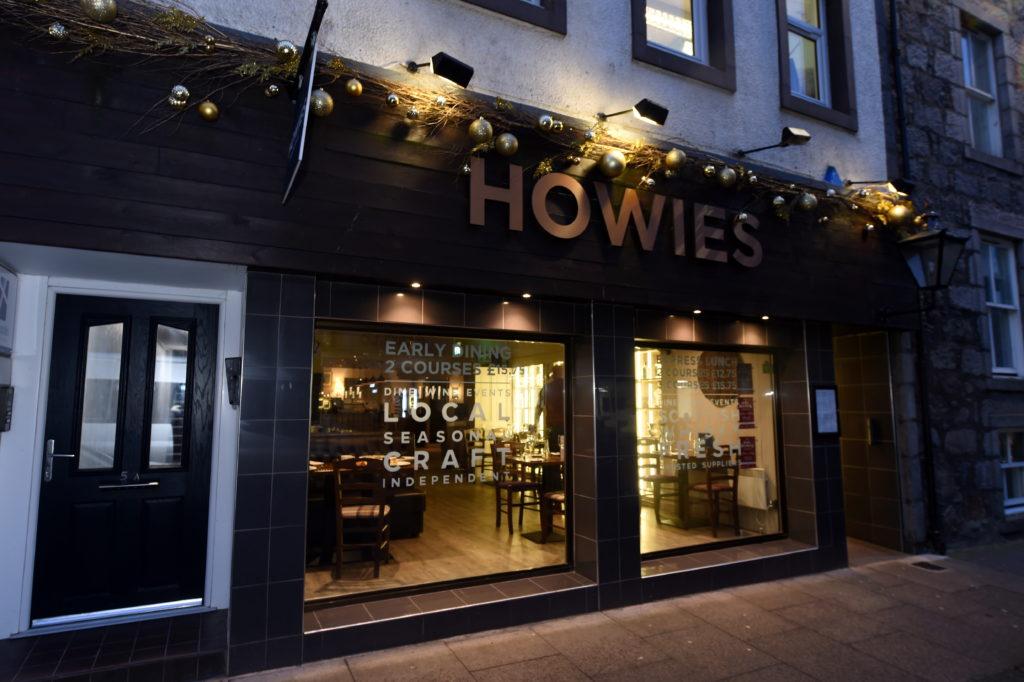 Howies on Chapel Street