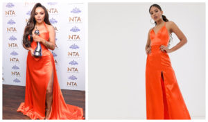 Get the look in Aberdeen: National Television Awards 2020 edition