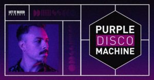 German DJ Purple Disco Machine billed for show at Aberdeen venue