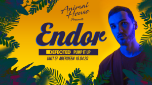 British house DJ Endor to play Aberdeen venue