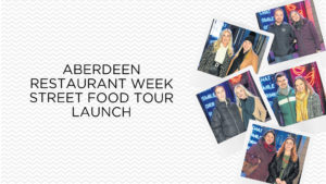Gallery: Aberdeen Restaurant Week Street Food Tour launch @ Marischal Square