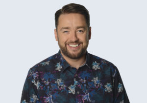 Jason Manford announces second date in Aberdeen