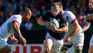 Scottish rugby legend to host star-studded dinner in north-east