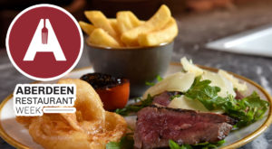 All of the tasty Aberdeen Restaurant Week reviews and the must-try menus