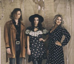 Folk-Americana group The Wandering Hearts to perform in Aberdeen