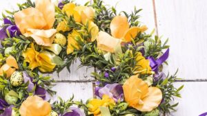 Make your own Easter-inspired wreath at this Aberdeen workshop