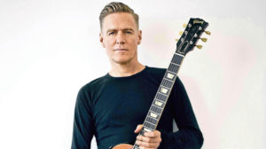 Tickets now on sale for Bryan Adams' Aberdeen gig at P&J Live