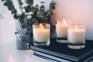 Learn how to make a collection of candles at this Aberdeenshire workshop