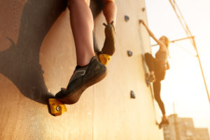 Try speed climbing at this Aberdeen activity centre