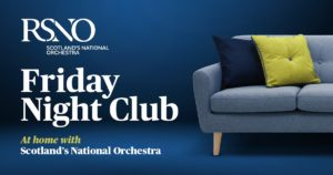 RSNO offers online concerts for north-east classical music fans at home