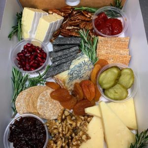 Aberdeen cheese eatery now offers takeaway cheeseboards