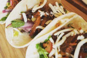 Quaran-taco party hits Bridge of Don as more than 150 people enjoy Mexican food