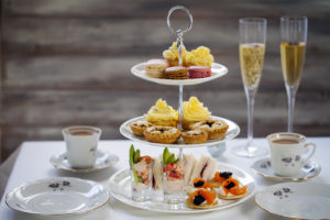 Aberdeen cafe now offers Easter afternoon tea for delivery