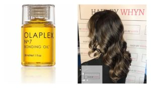 Aberdeenshire hair stylist to release home Olaplex conditioning kits