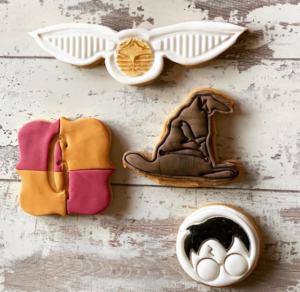 Aberdeenshire baker creates Harry Potter-inspired biscuits