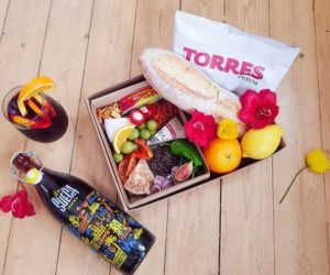 Aberdeen's Platter launches Spanish-inspired picnic box