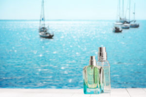 Treat yourself or your loved one to summer perfumes