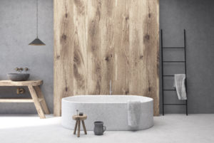 Create tranquil spa atmosphere in your bathroom
