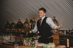 A round of questions with the owner of The Wandering Bartender Mark Herbert