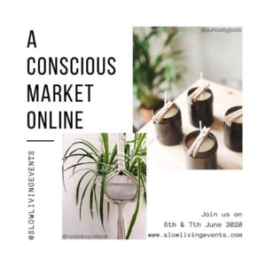 Online conscious market featuring north-east businesses to run this weekend