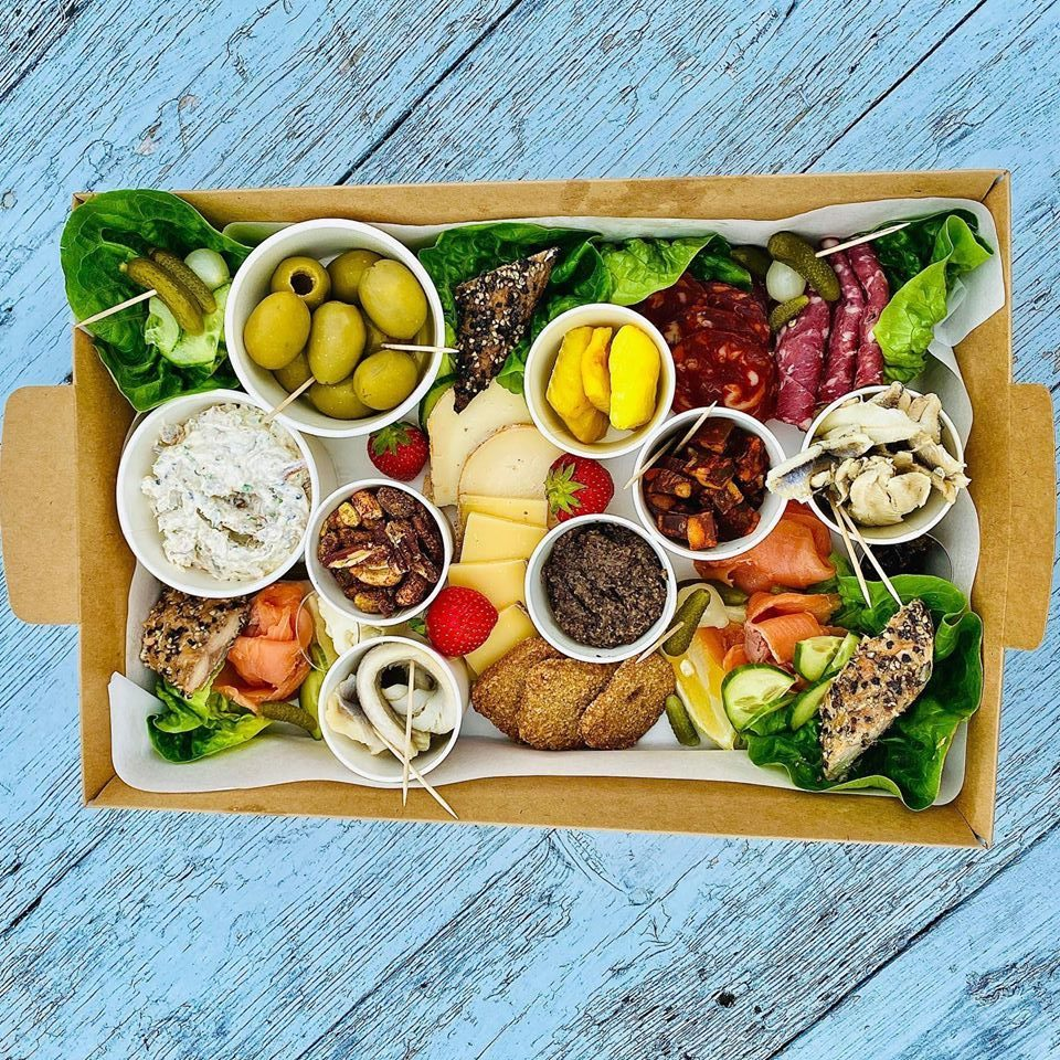 Aberdeenshire Eatery Introduces New Sharing Platter For