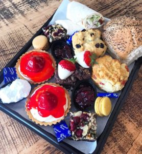 North-east cafe now offers takeaway afternoon teas