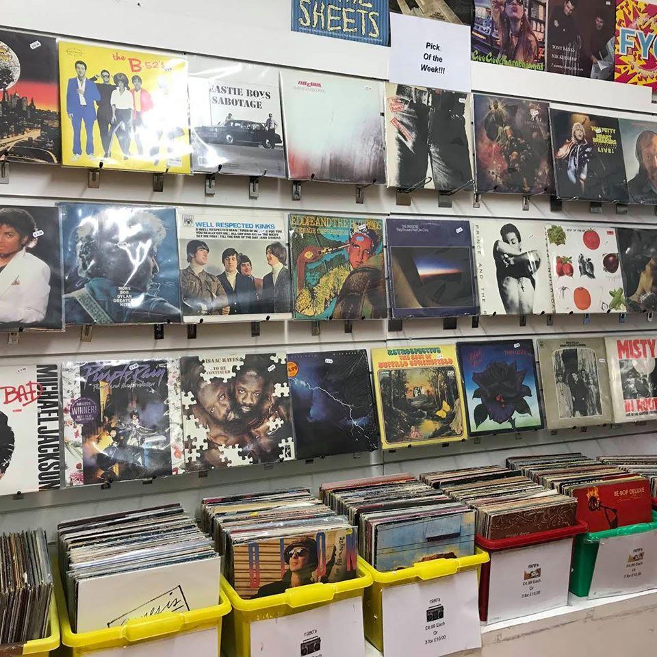 Aberdeen Vinyl Records Shop Relocates And Announces Plans
