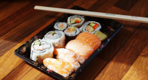 Aberdeen sushi collection business launches new menu