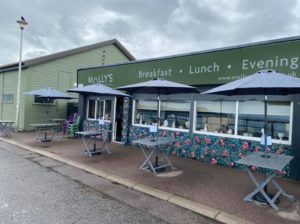 Aberdeenshire cafe announces plans to reopen and launches new alfresco menu