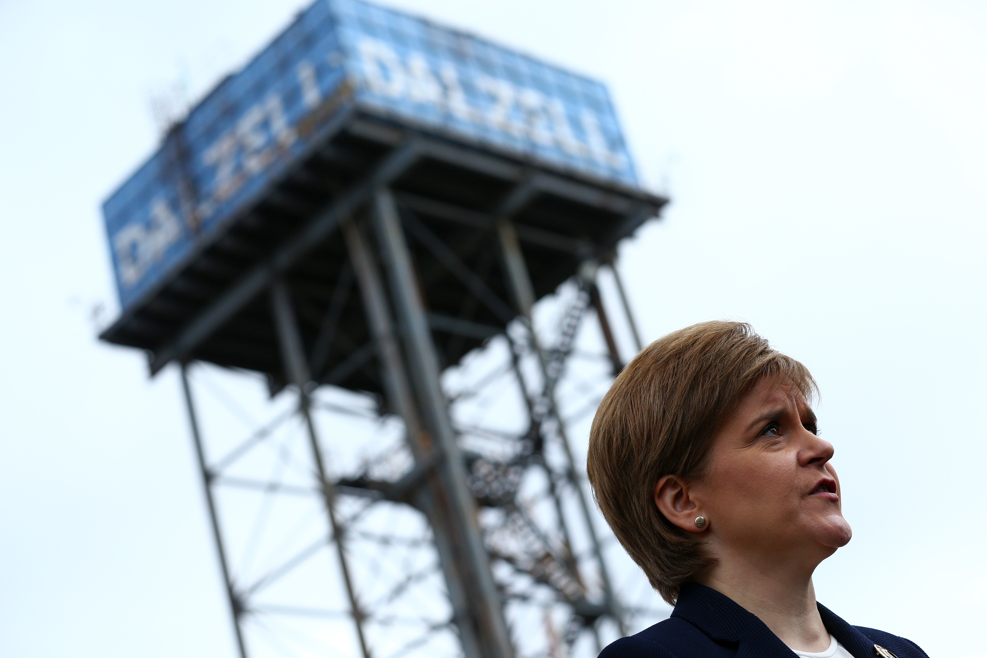Nicola Sturgeon (Mark Runnacles/Getty Images)