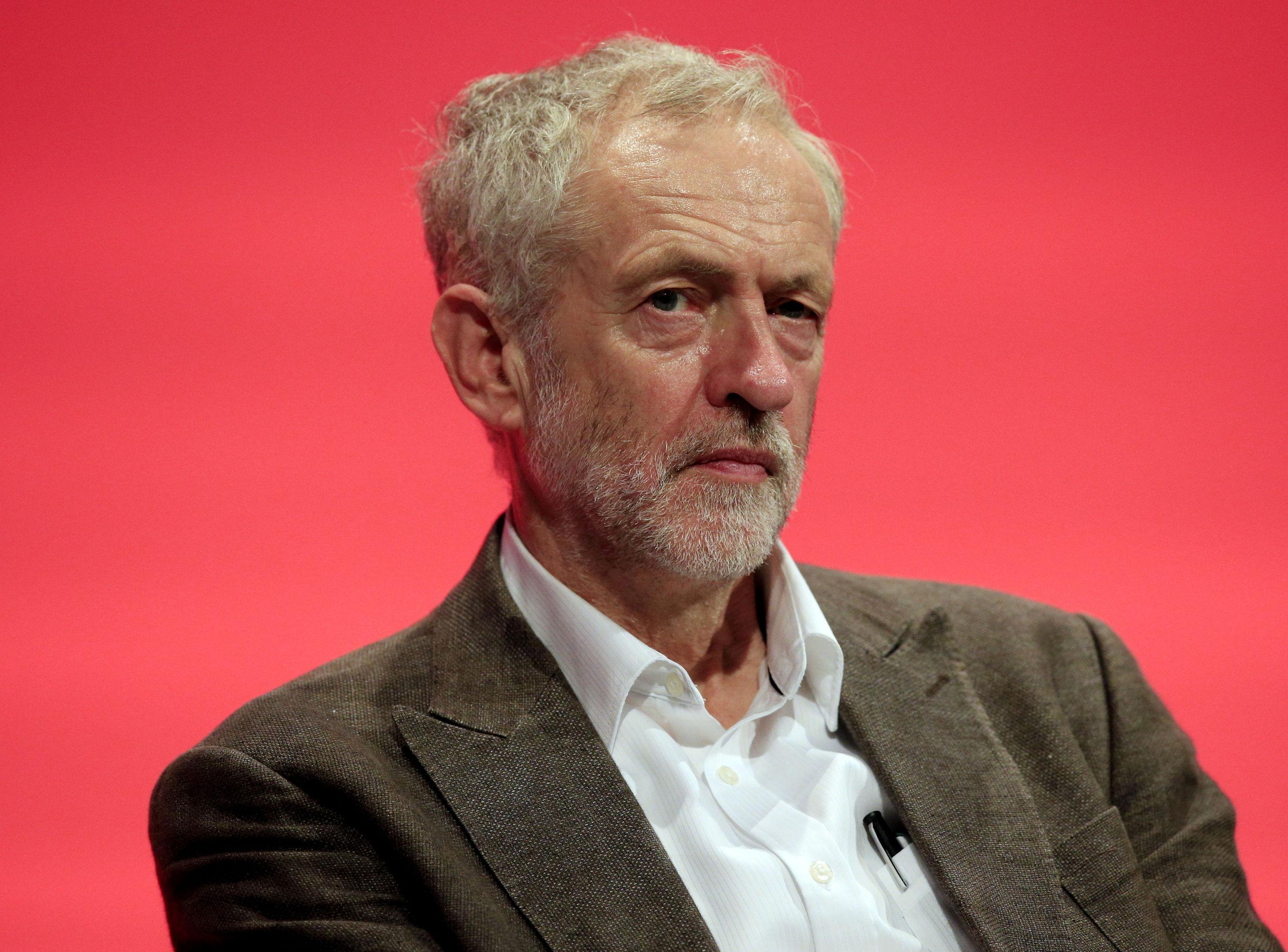 Jeremy Corbyn (Jonathan Brady/PA Wire)
