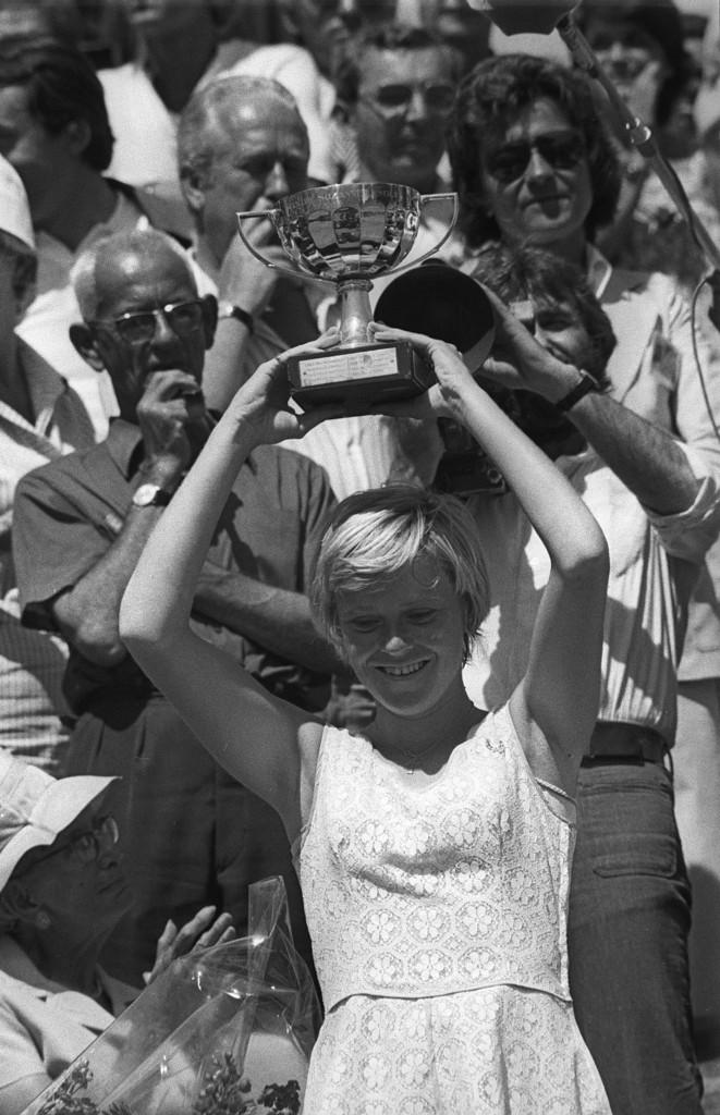 Sue Barker (Allsport Hulton/Archive)