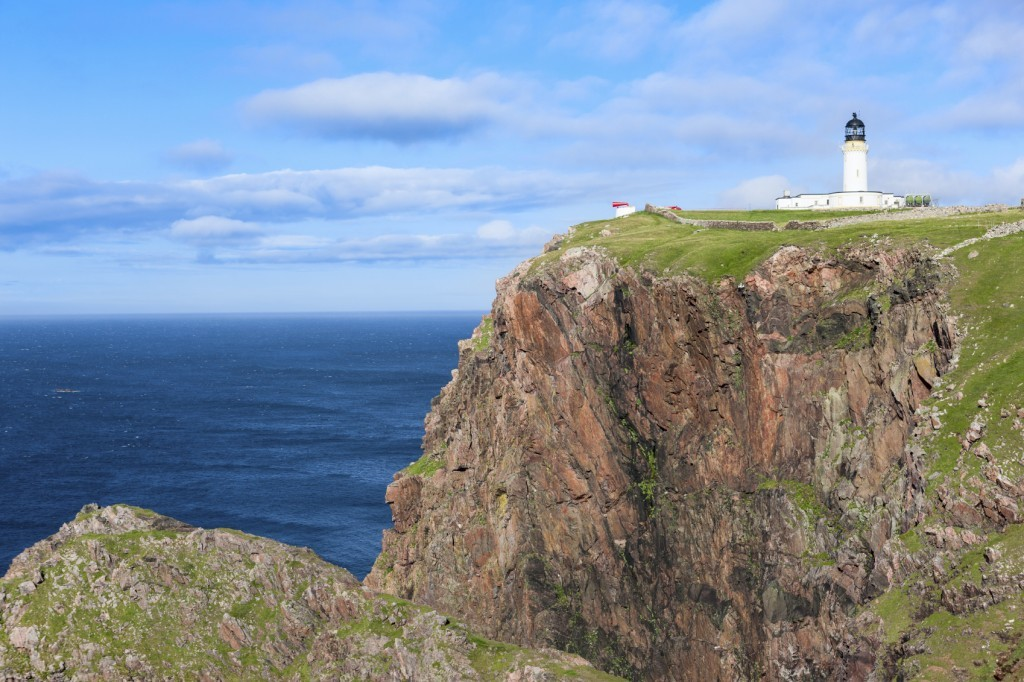 Cape Wrath Trail - Extending from Fort William to Cape Wrath, the UK's most northerly point, it's 200 miles of wild and rugged terrain (Getty Images)