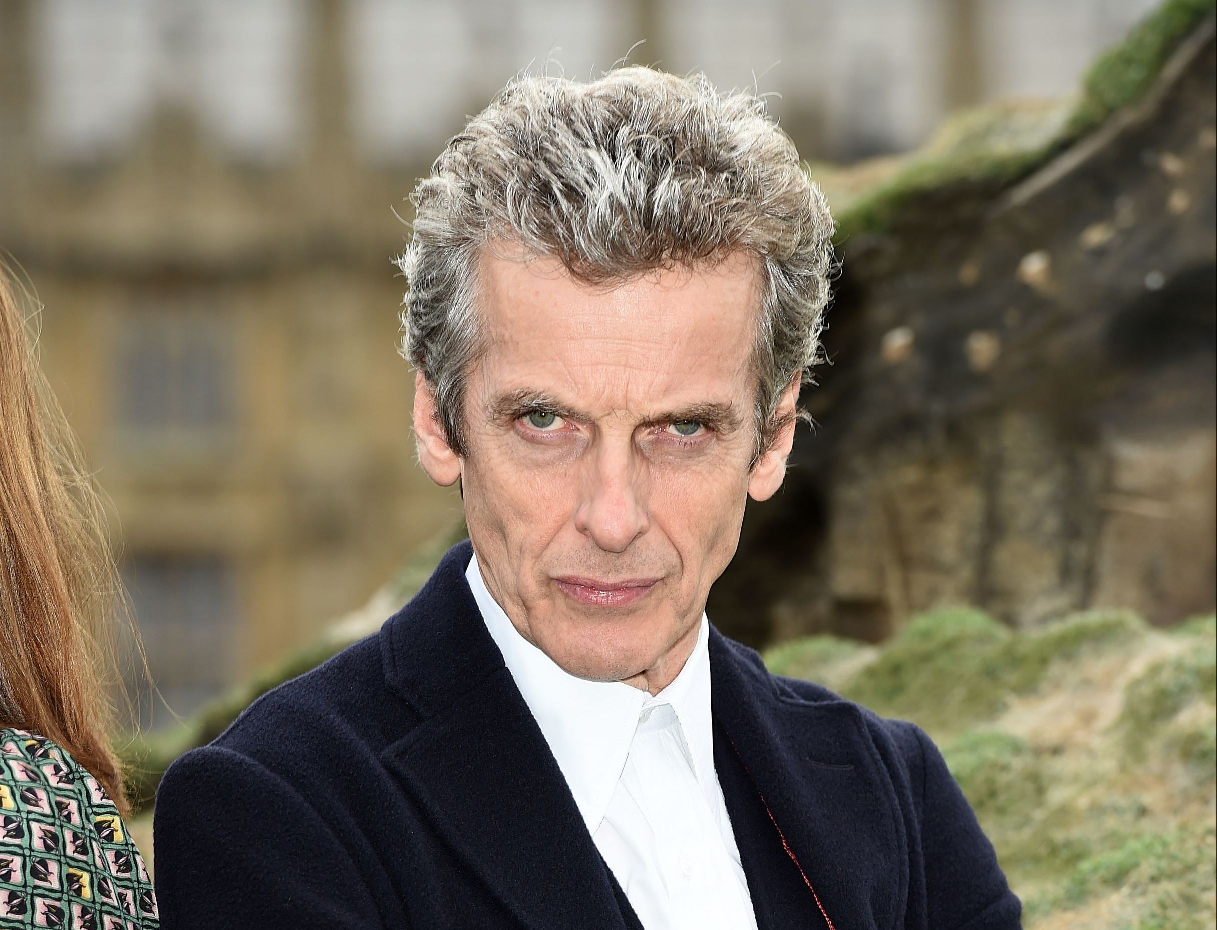 """Doctor Who star Peter Capaldi, who has criticised the BBC for treating Doctor Who """"as a pawn in a Saturday night warfare"""". (PA)"""