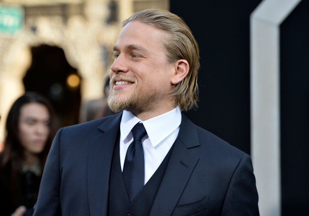Charlie Hunnam (Frazer Harrison/Getty Images)