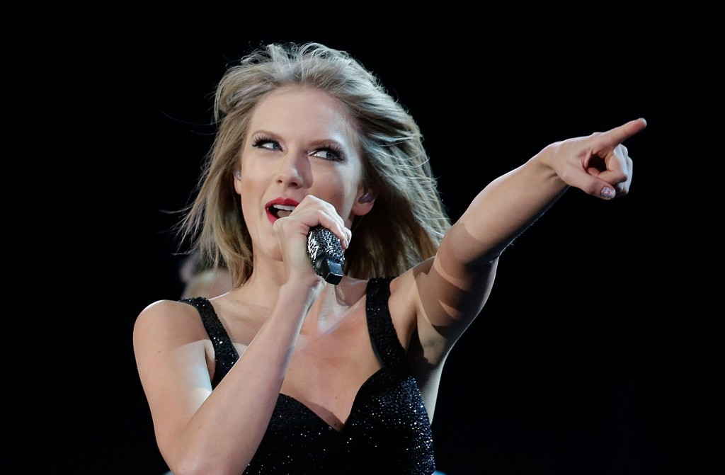 Taylor Swift (Photo by Mark Metcalfe/Getty Images)