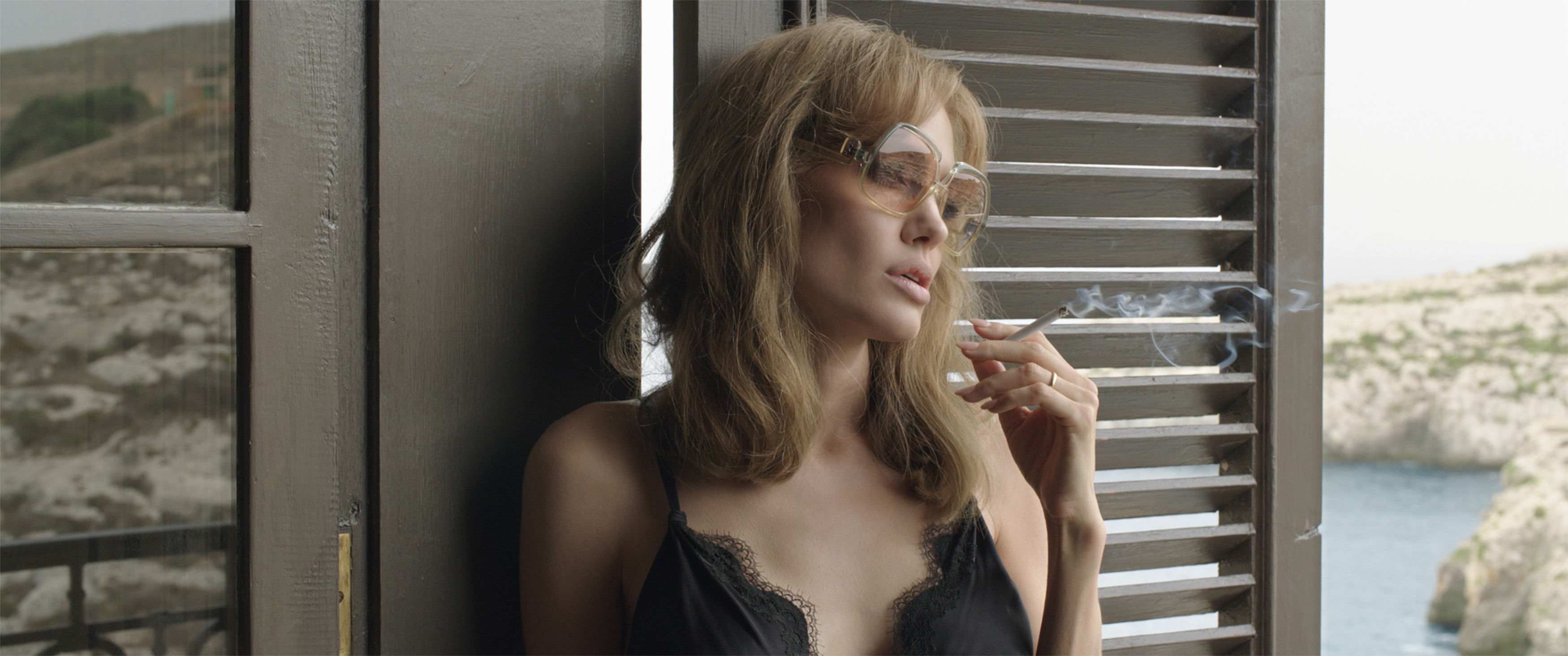 Angelina Jolie in By The Sea (PA)