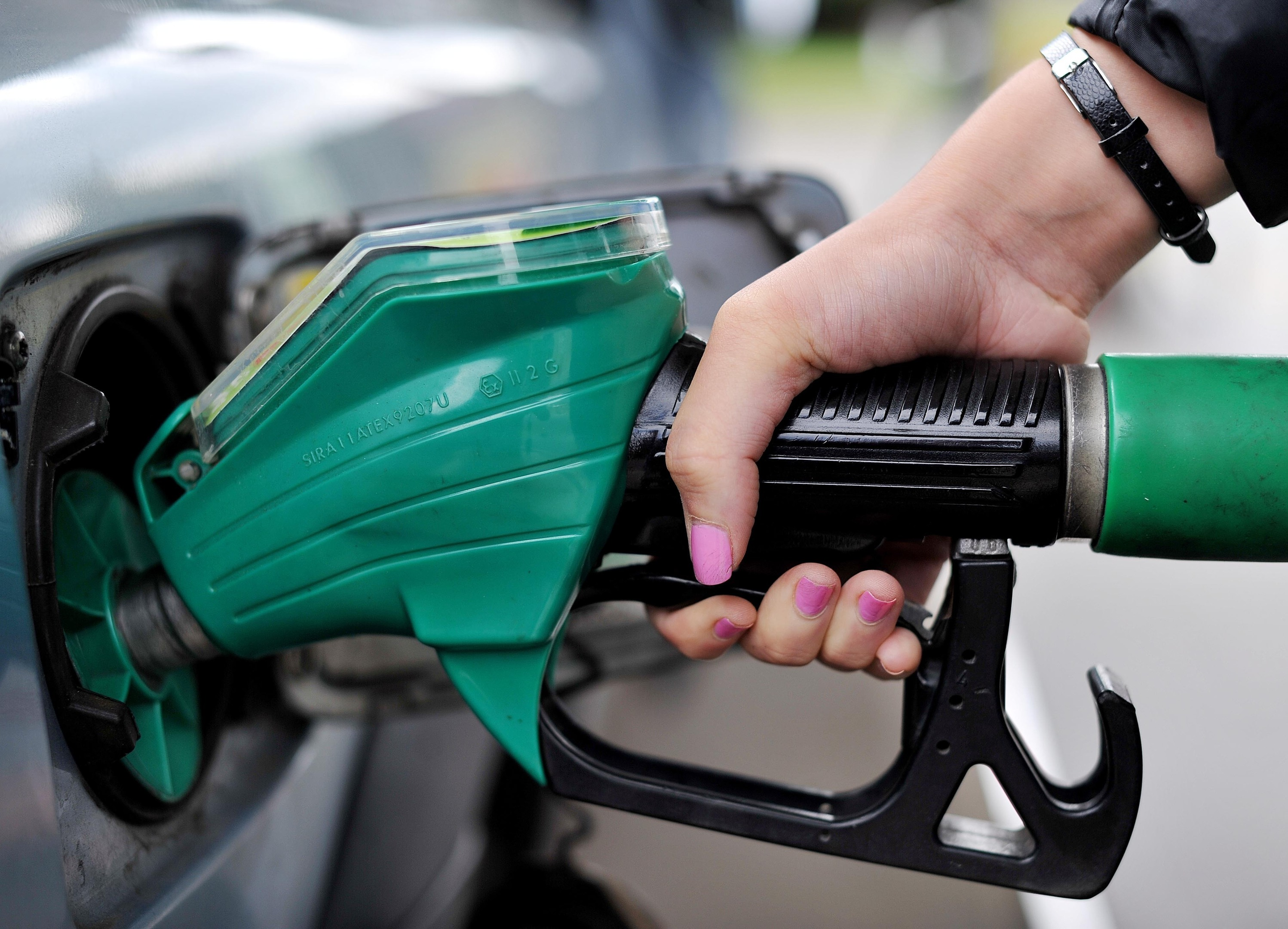 Petrol prices are set to fall (Nick Ansell/PA Wire)