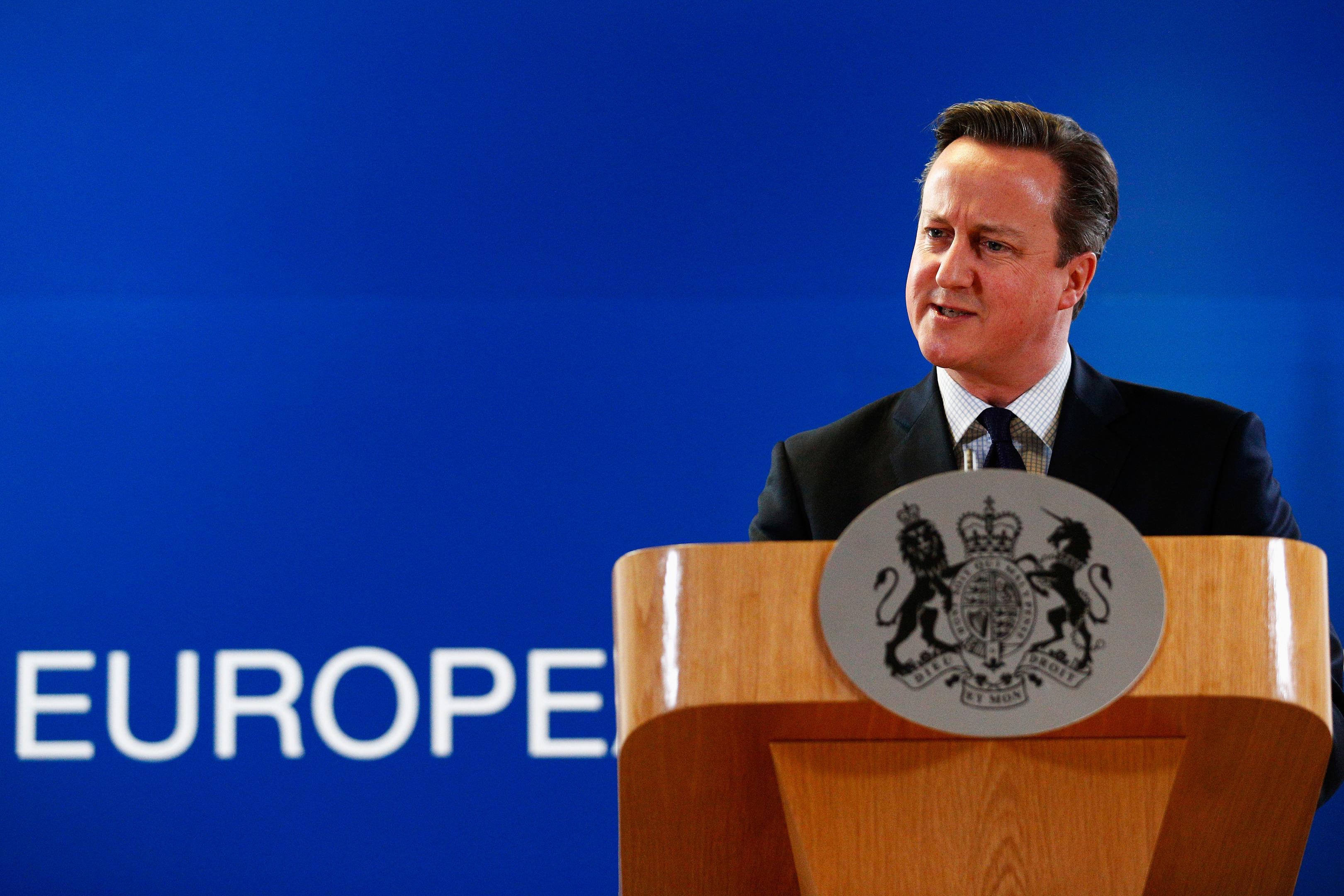David Cameron (Dean Mouhtaropoulos/Getty Images)